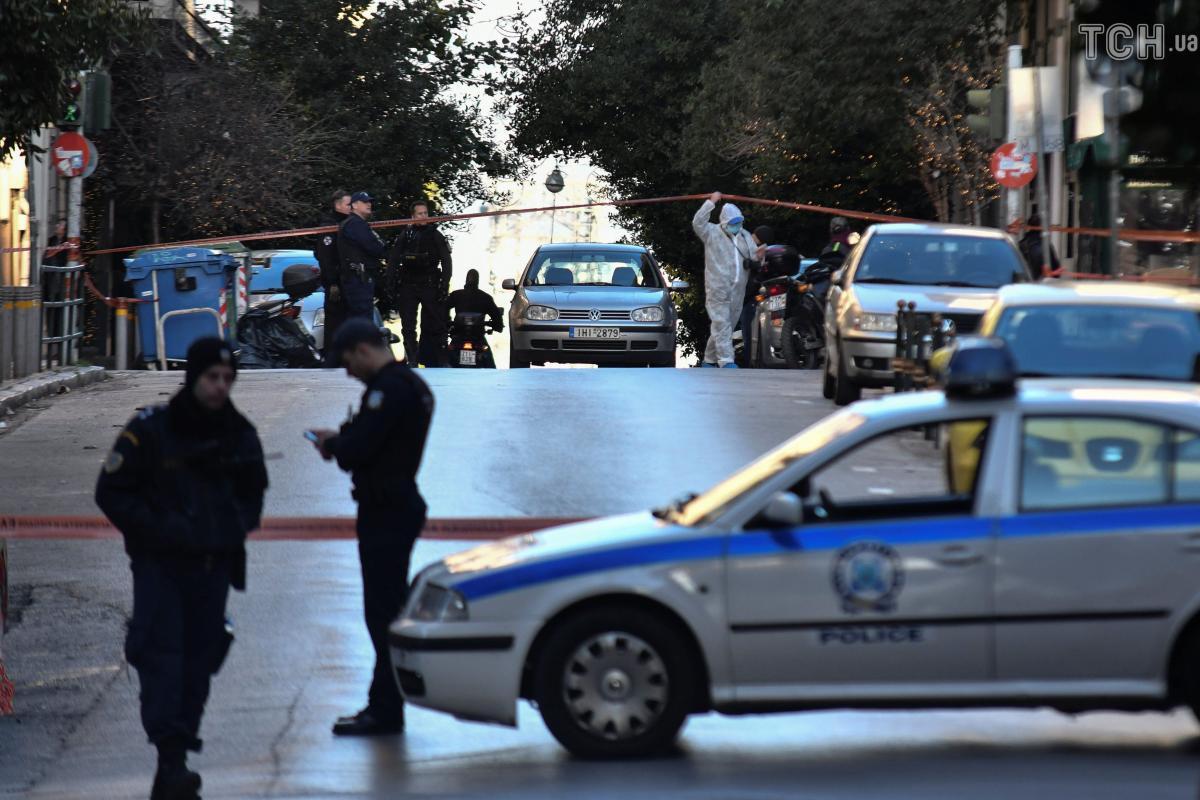 У Греції біля церкви стався вибух / Reuters