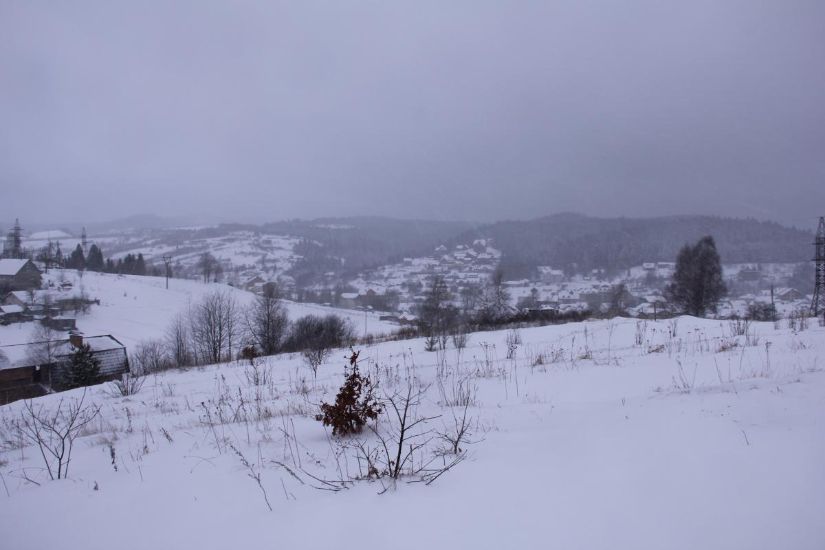 Также существует угроза схода снега на дороги / фото: Ольга Броскова
