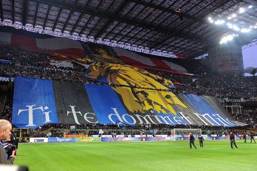 """Чемпионат Италии не будет остановлен после инцидента в Милане на матче """"Интер"""" - """"Наполи"""" / oasport.it"""