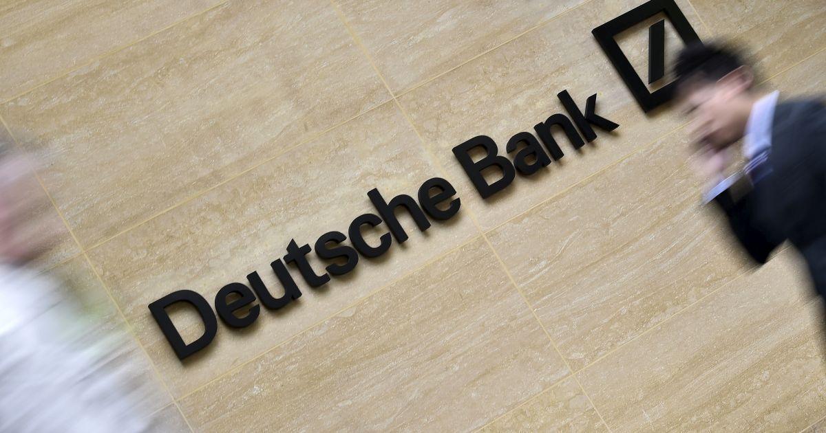 Deutsche Bank оштрафовали заприем наработу родни русских чиновников