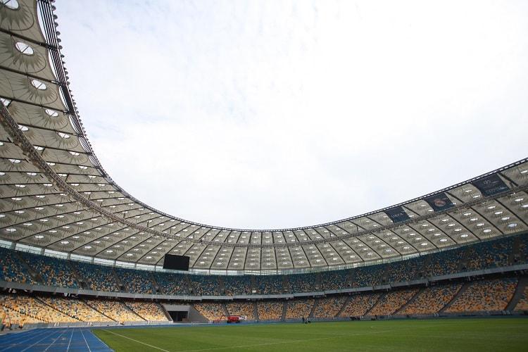 """Як відомо, матч розпочнеться о 20.30 / НСК """"Олімпійський"""" / ФФУ"""