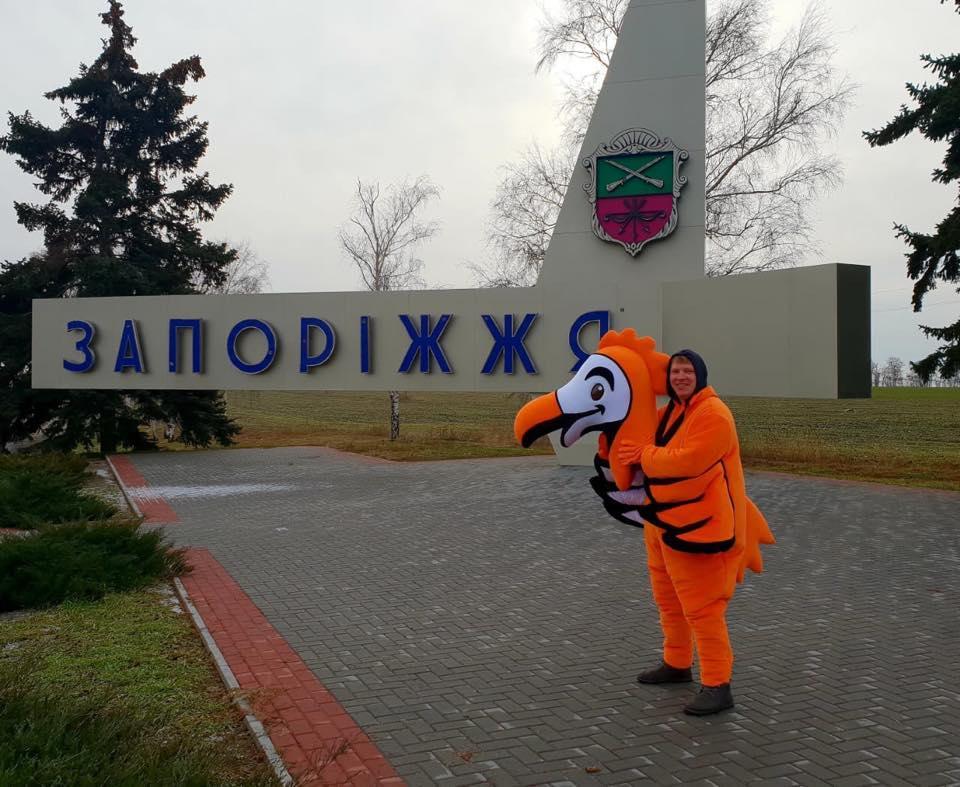 Dodo Pizza откроет пиццерию в Запорожье / фото facebook/ovchinnikov.fedor