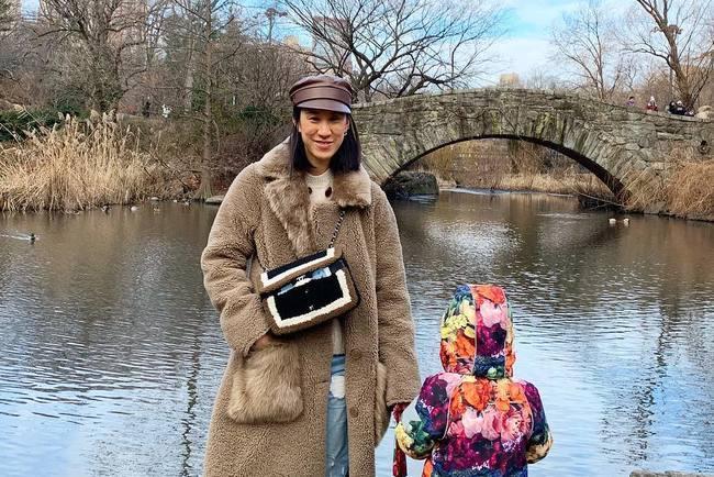 Ева Чен присоединилась к армии поклонников нашего соотечественника / Instagram