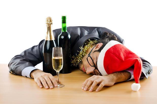 Неофициальный праздник 1 января - День похмелья