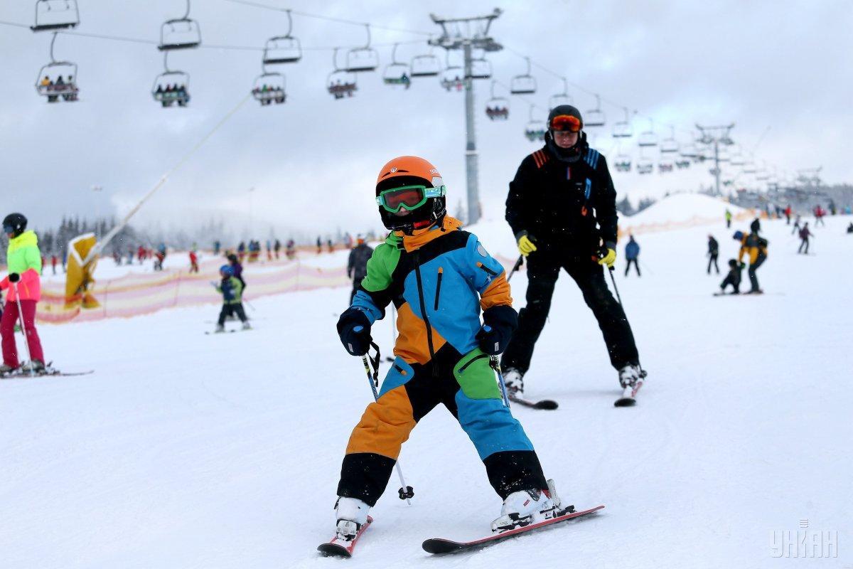В Украине есть немало малоизвестных, но качественных горнолыжных курортов / Фото УНИАН