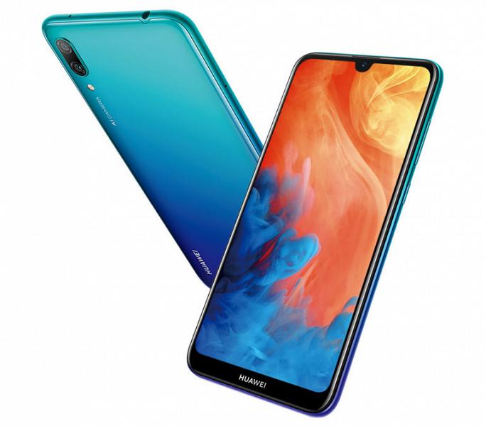 Представлен смартфон Huawei Y7 Pro 2019 / фото ixbt.com