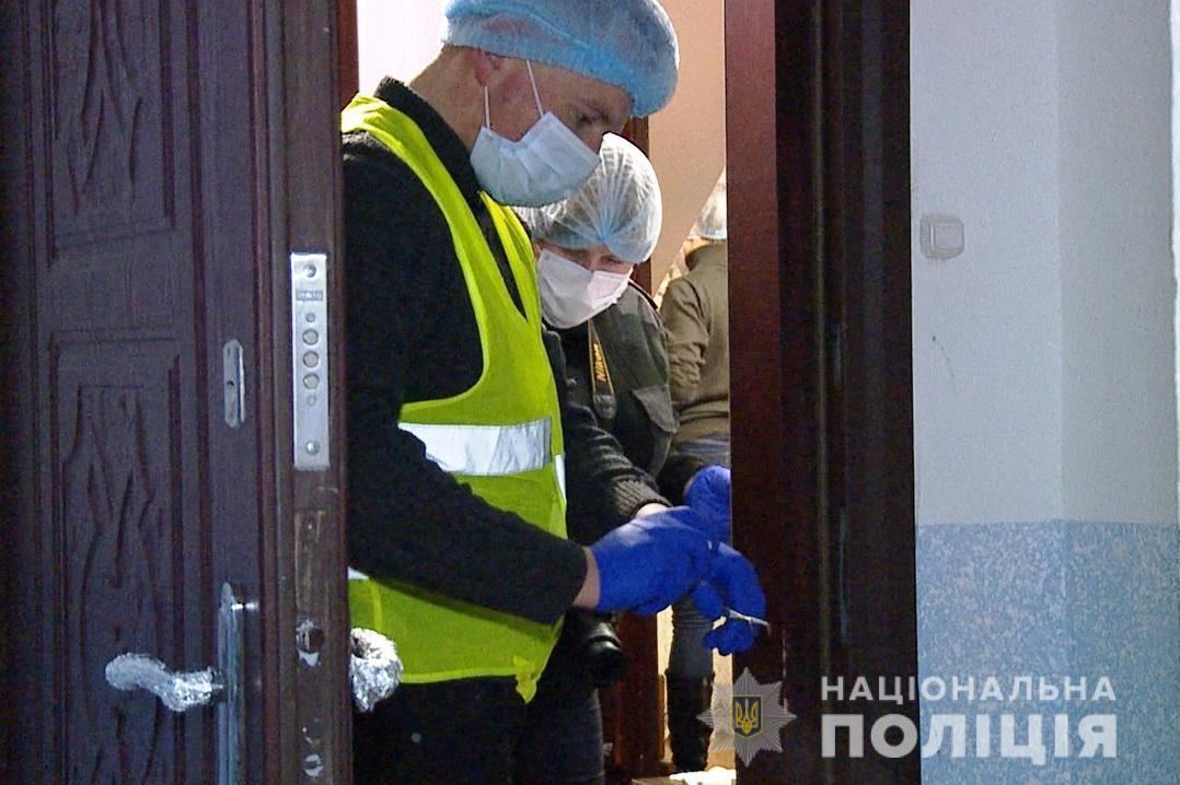 Обставини вбивства встановлюються / фото vn.npu.gov.ua
