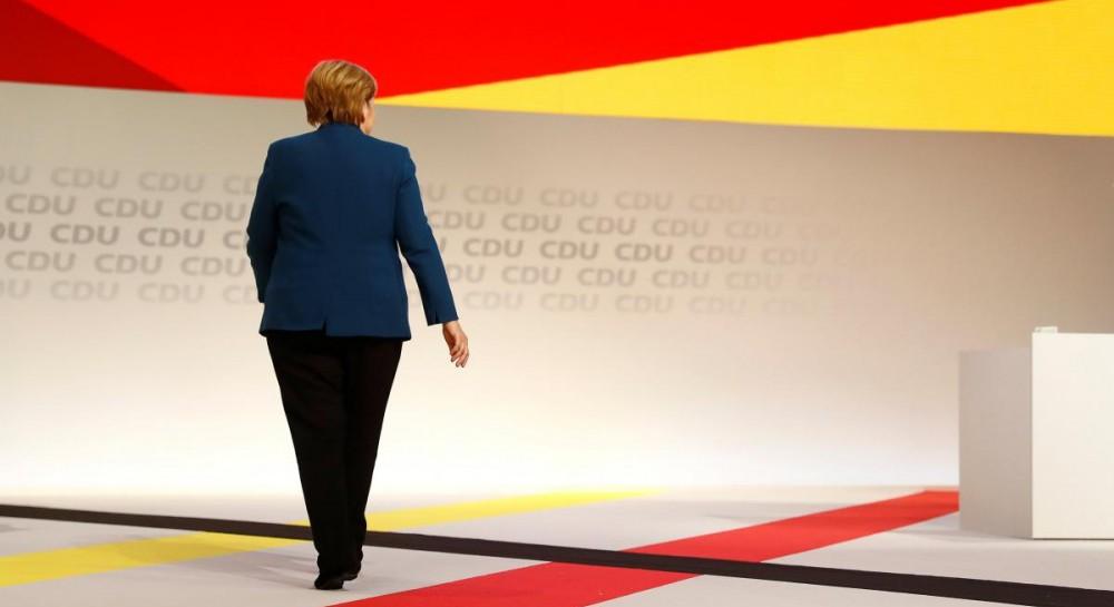 Меркель официально ушла с поста главы ХДС спустя 18 лет (фото, видео)