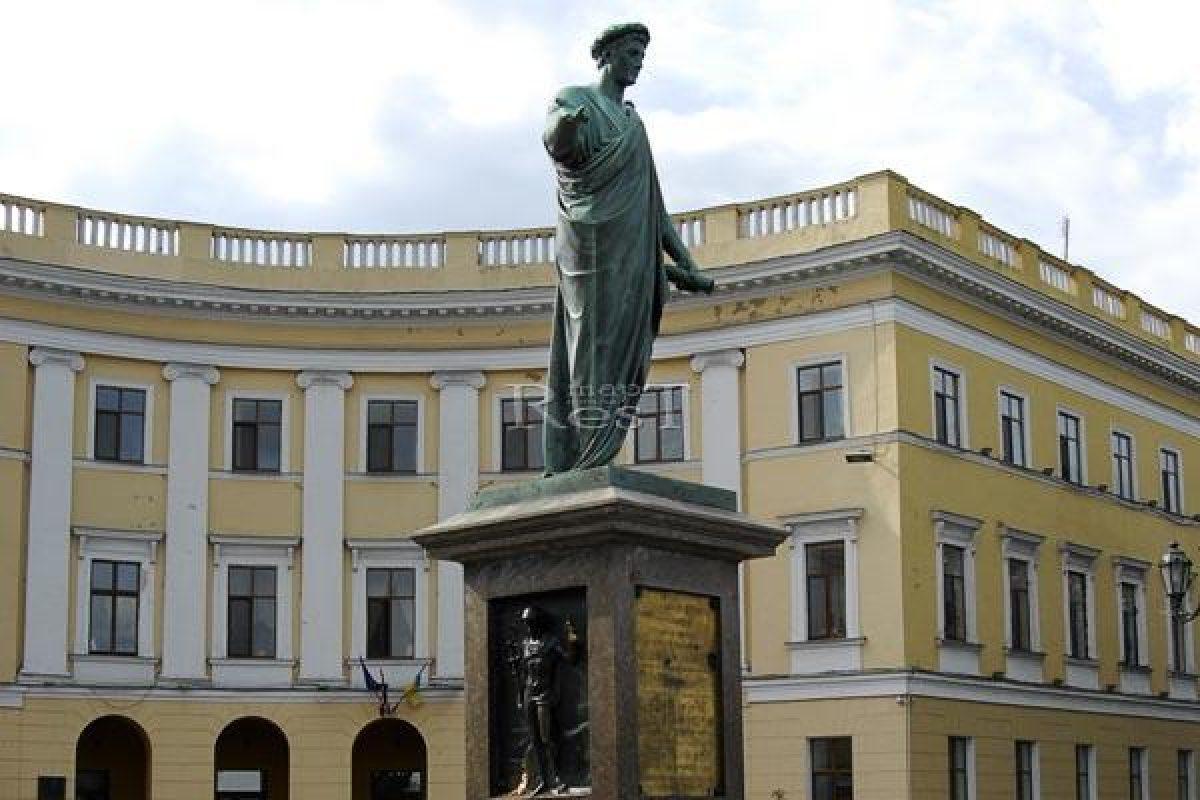 Новости Одессы — В Одессе создадут сквер современной истории
