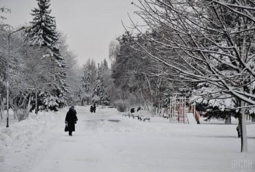 Погода на вихідні: в Україні вдарять морози до -15 градусів (карта)