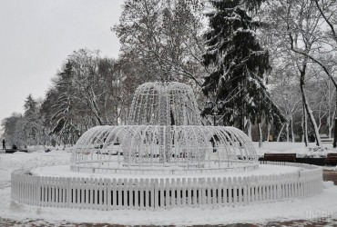 Погода на сегодня: в Украине будет холодно, местами пройдет снег (карта)