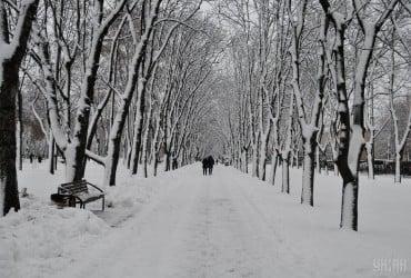 Погода на Водохреще: в Україні буде холодно та майже без снігу