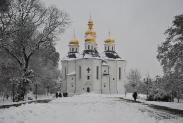 В Украине сегодня ожидается морозная погода без осадков (карта)