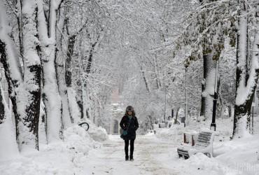 Тріскучий мороз і заметілі: Україну у лютому чекає різка зміна погоди