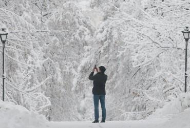 Завтра в Украине будет морозно, западные регионы притрусить снегом (карта)