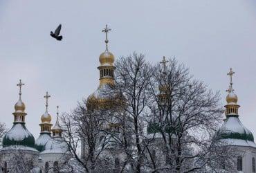 У Києві завтра без опадів, температура до -5°