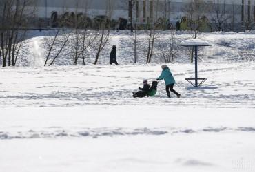 Завтра в Україні буде практично без опадів, на сході вночі до -8° (відеопрогноз)