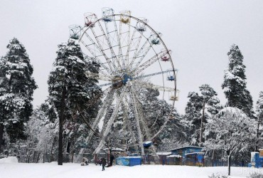 Погода на вихідні: в Україні буде холодно та без опадів (карта)