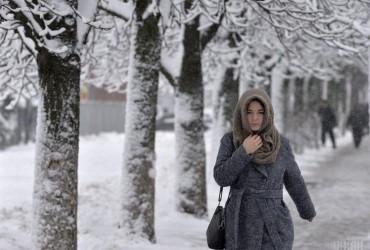 До України повертаються справжні морози (карта)