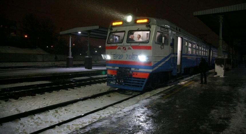 Под Харьковом запустили новую электричку (фото)