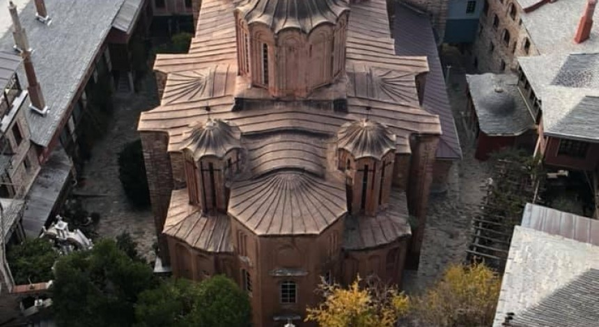 Будни монастыря Дохиар в объективе архиепископа УПЦ