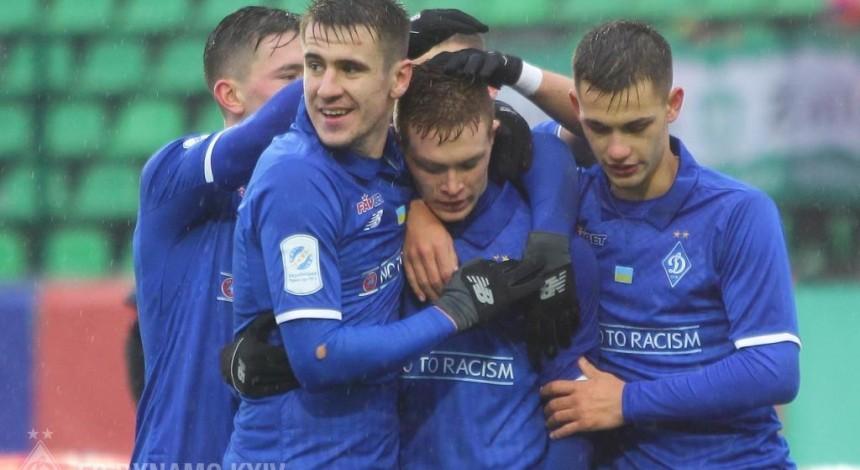 Динамо стало первой командой в УПЛ, покорившей рубеж в 600 побед