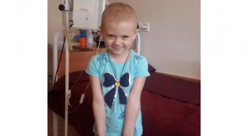 4-летней сироте - Ангелине Билохвост - нужна помощь в борьбе с лимфомой – «Надеюсь и верю»