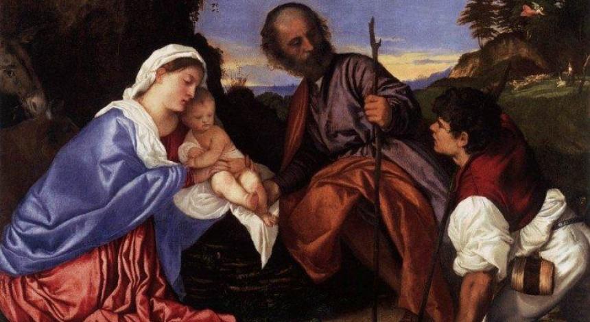 Іісус Христос у творах мистецтва (рос.)