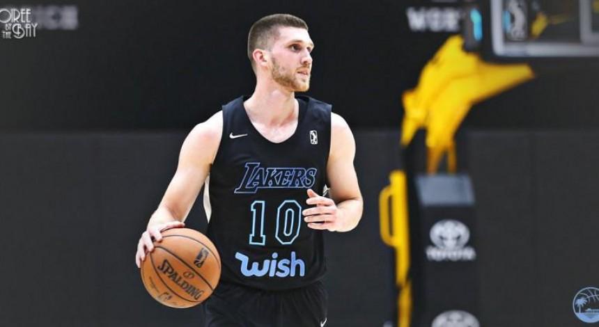 7 очок українця Михайлюка допомогли Лейкерс обіграти Оклахому в НБА