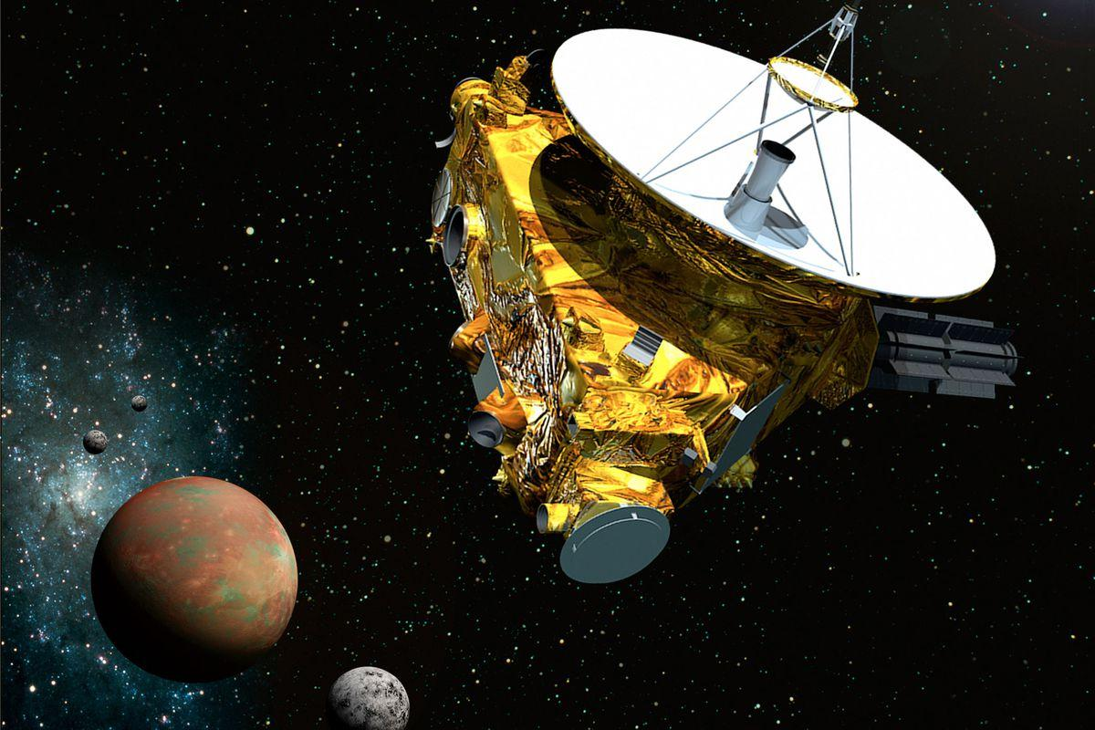Новые горизонты: зонд NASA приблизился к одному из самых дальних тел Солнечной системы