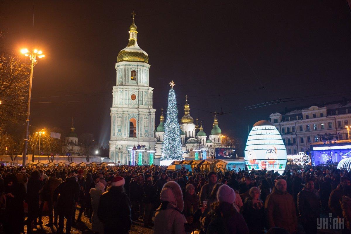 В центрі Києва 7 січня змінить рух громадський транспорт\ УНІАН