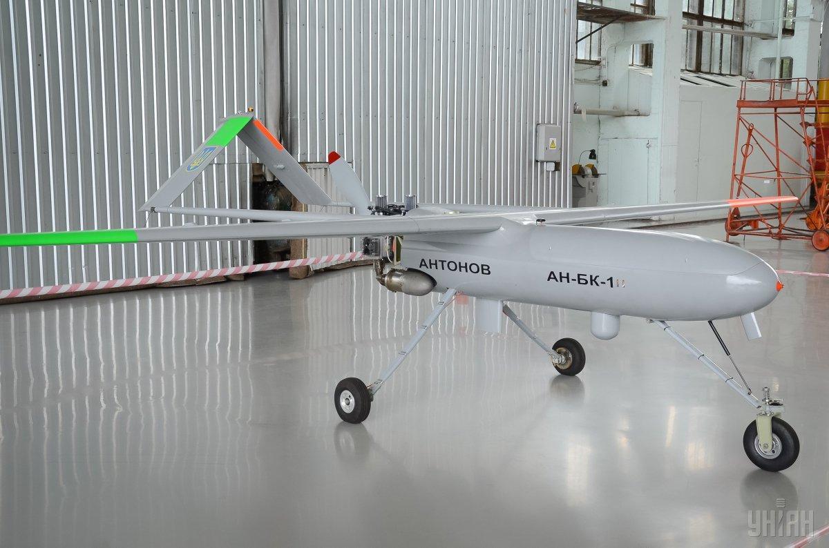 Horlytsia UAV by Antonov / Photo from UNIAN