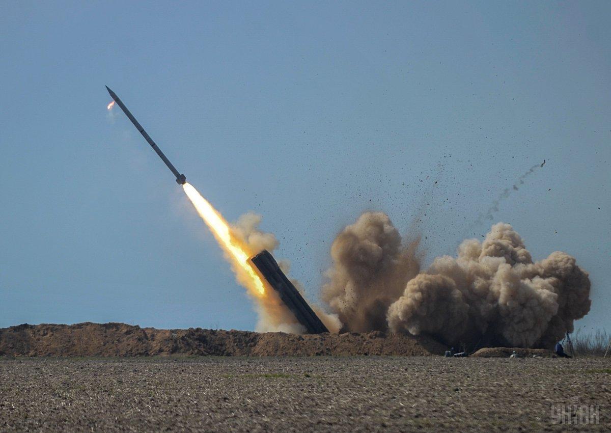 Украина начинает серийное производство ракетного комплекса «Ольха» / фото УНИАН