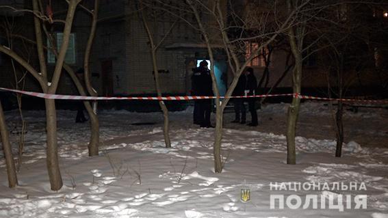Для выяснения обстоятельств на место происшествия выехали руководители ГУ НП / фото: Нацполиция