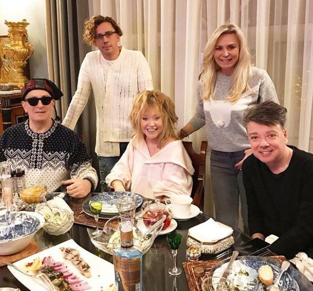 Пугачева появилась в неожиданном образе / фото instagram.com/marinayudashkina