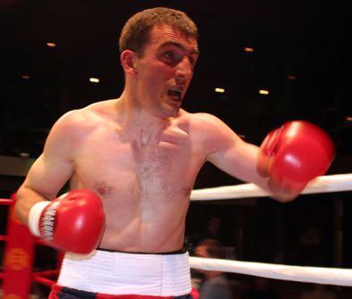 Очеретяный – украинец, профессиональный боксер-тяжеловес / ringside24.com