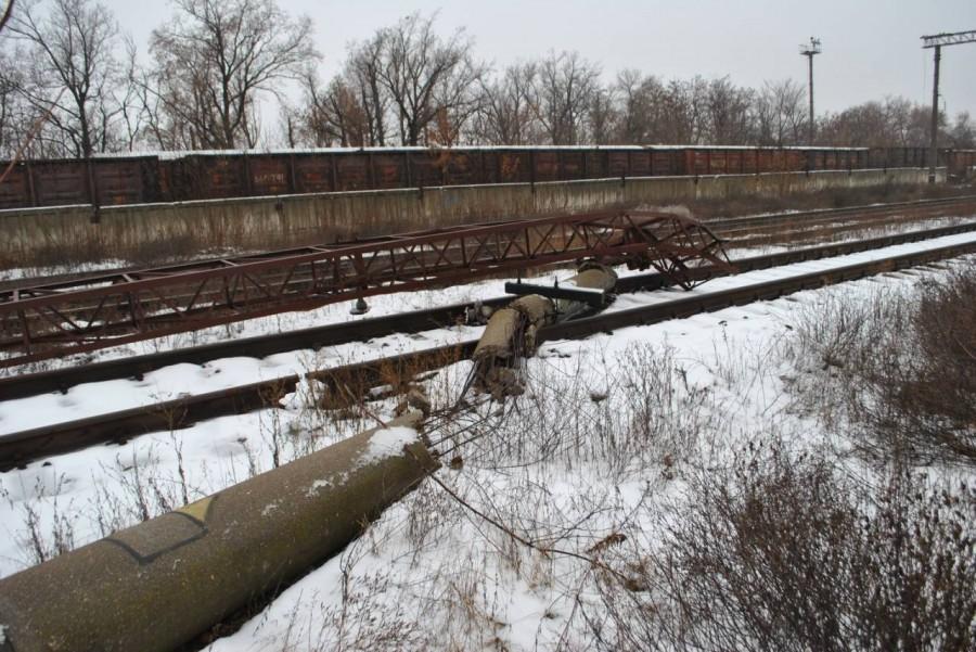 Ситуация на Донбассе / фото Facebook Денис Казанский