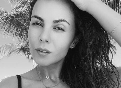 Каменських показала груди / фото instagram.com/kamenskux