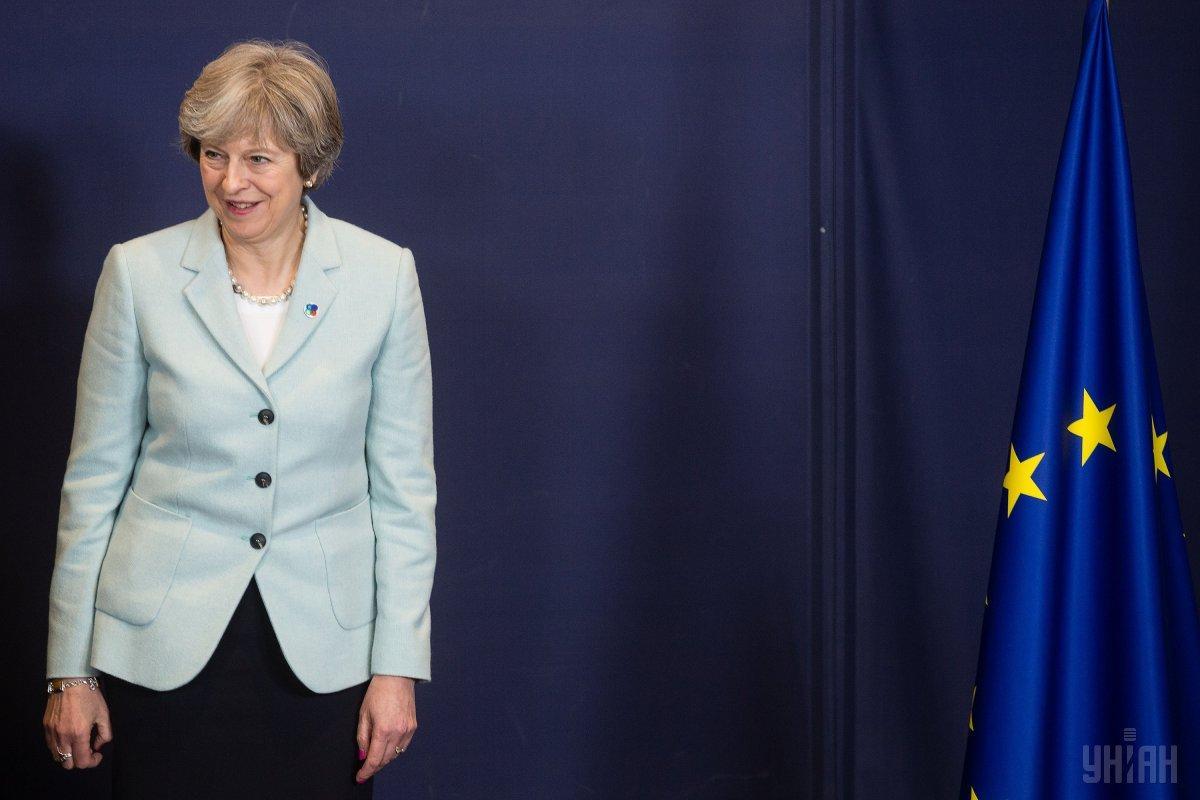 Мэй может снова отменить решающее голосование по выходу Британии из ЕС / фото УНИАН