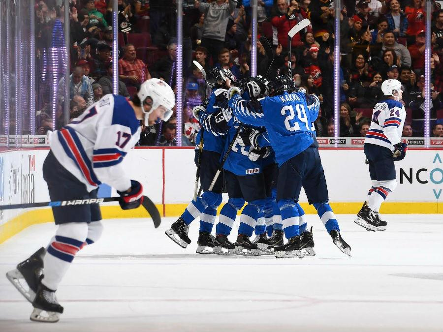Сборная Финляндии выиграла молодежный чемпионат мира / IIHF