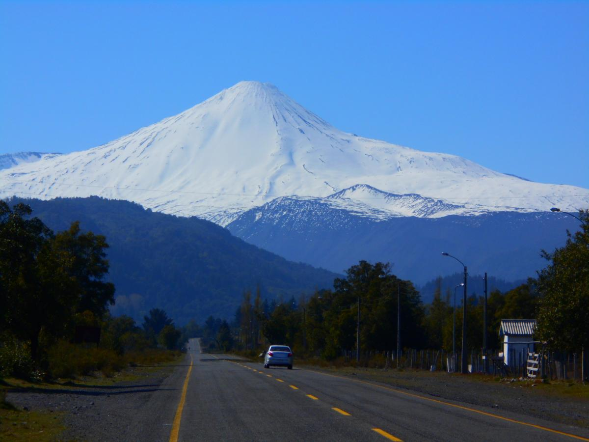 Вулкан Антуко, Чилі / Фото Олександр Волощук