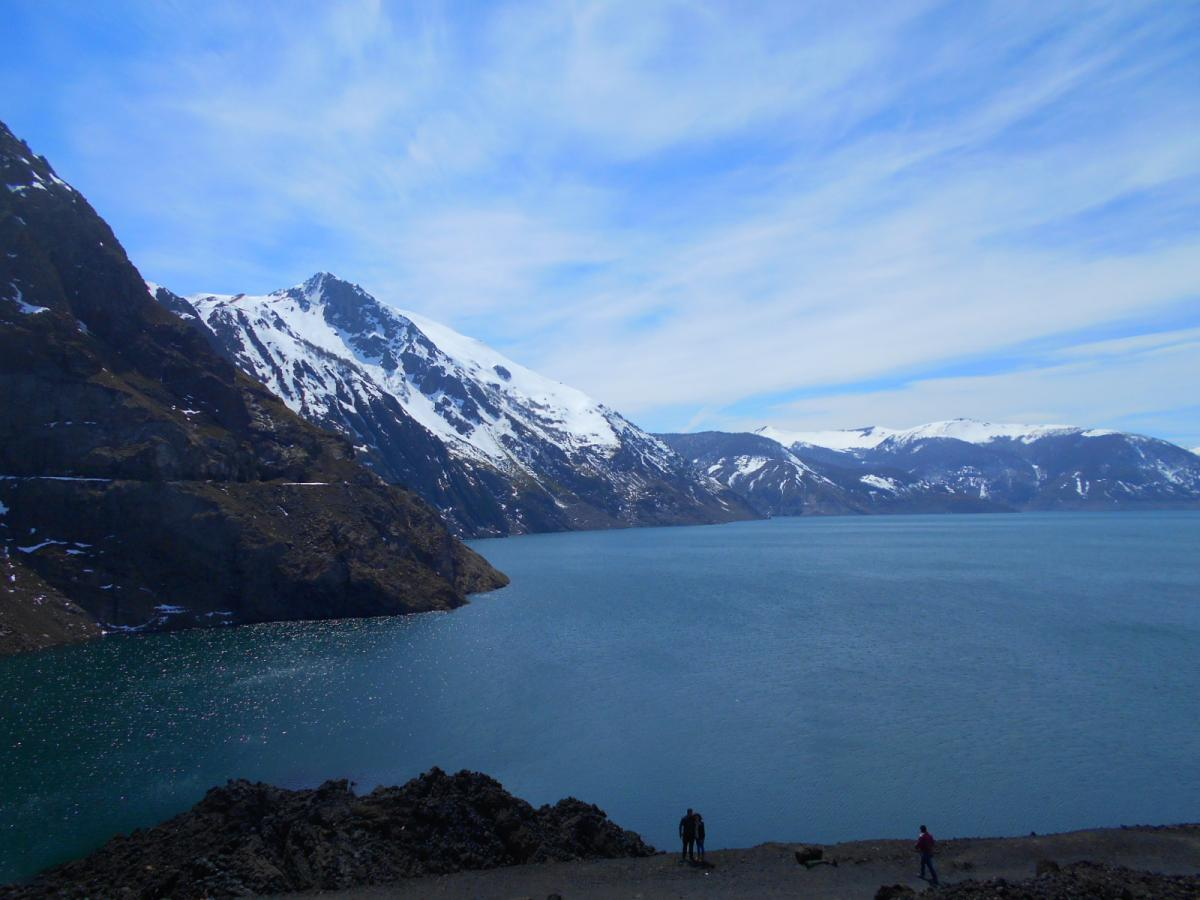 Озеро Лаха, Чилі/ Фото Олександр Волощук