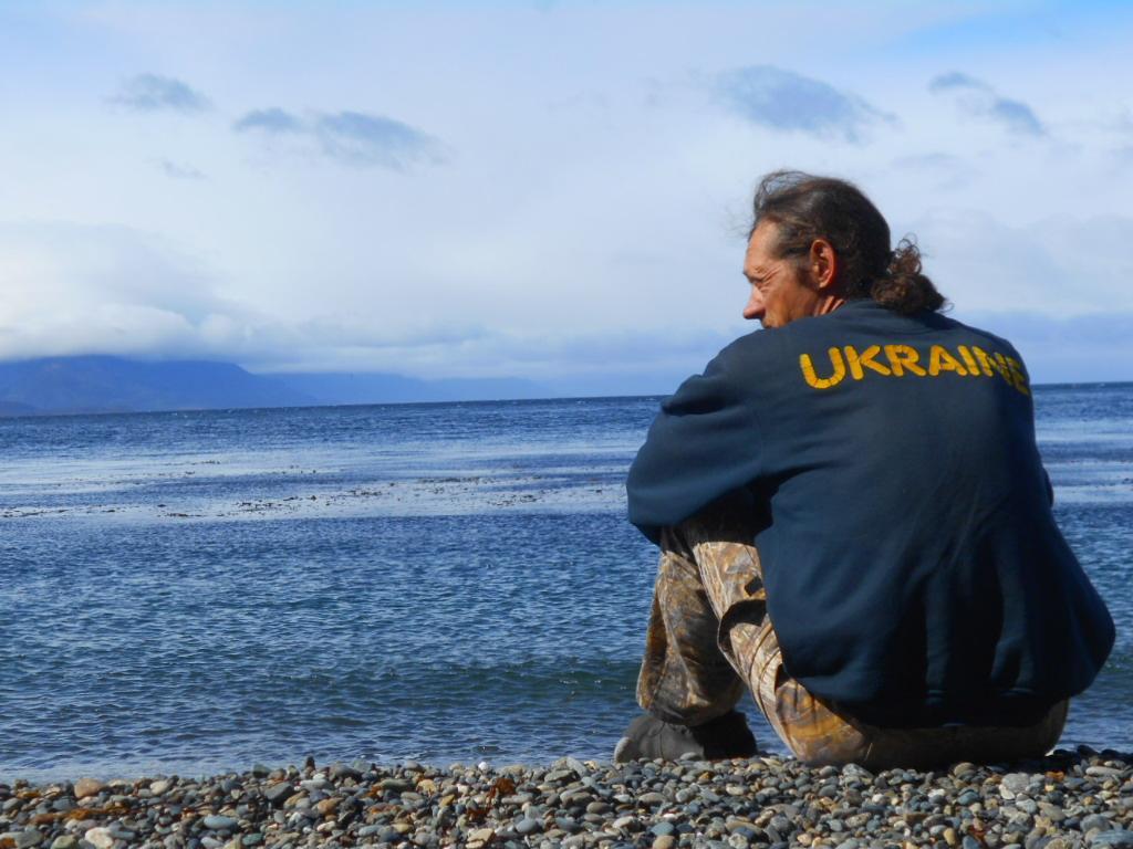 З 2002 року мандрівник з Чернігова Олександр Волощук здійснив 16 тривалих подорожей / Фото Олександр Волощук