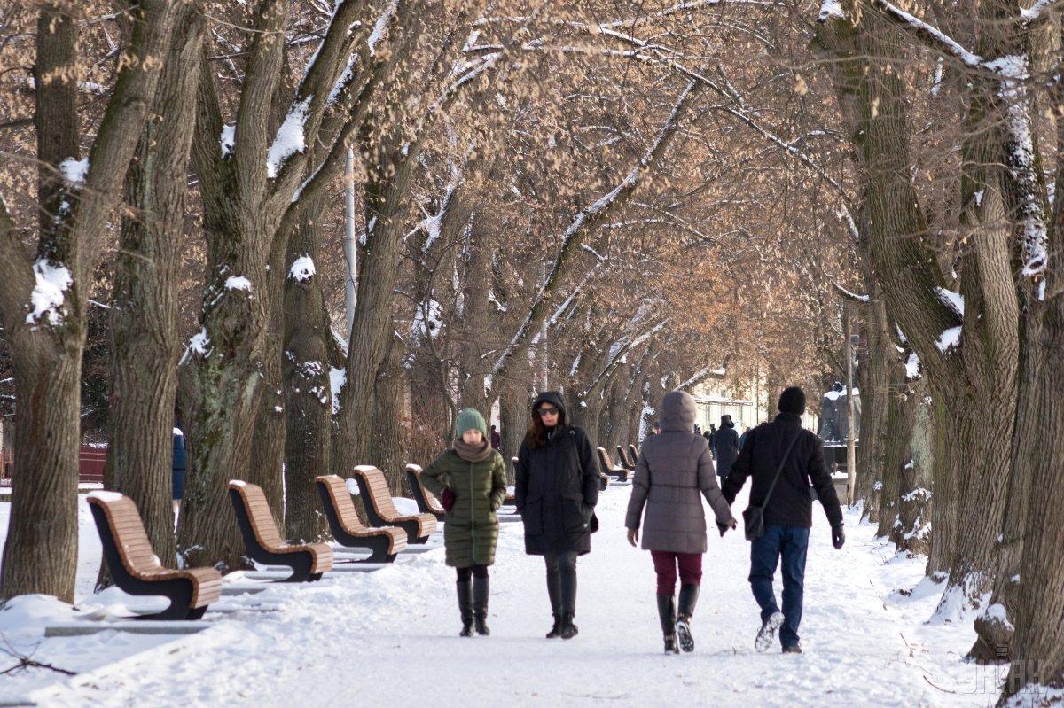 Сьогодні в Україні без опадів / УНІАН
