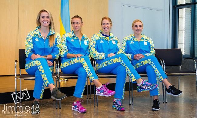 Жіноча збірна України з тенісу зіграє в найсильнішому складі на Кубку Федерації / j48tennis.net
