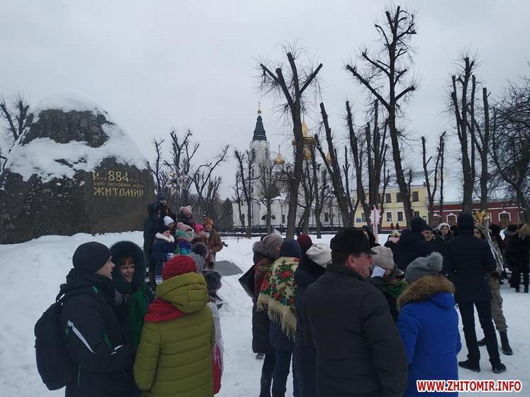У ході взяли участьблизько 500 учасників / фото zhitomir.info