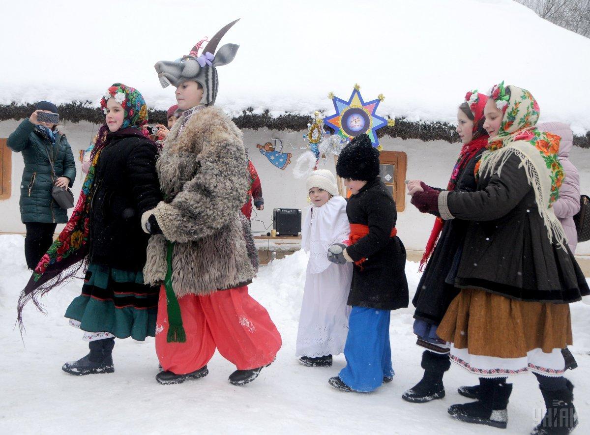Сегодня - канун Нового года по старому стилю/ фото УНИАН