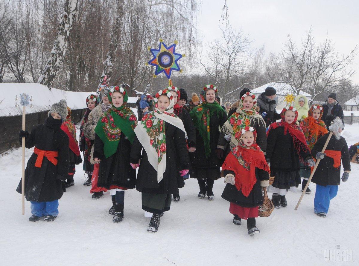 У ніч з 13 на 14 січня відзначають Старий Новий рік 2019 / фото УНІАН