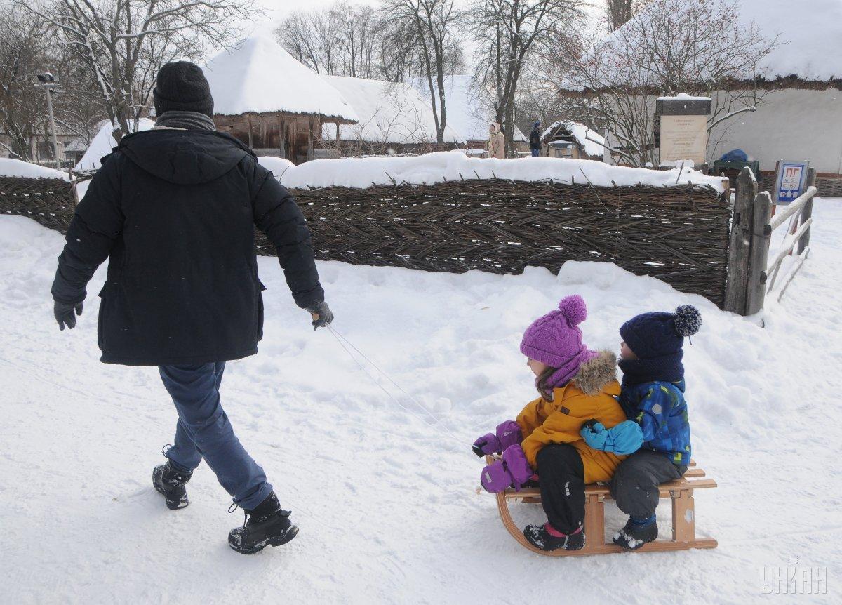 Найкращіпосівалкиі засівалки для дітей тадорослих/ фото УНІАН