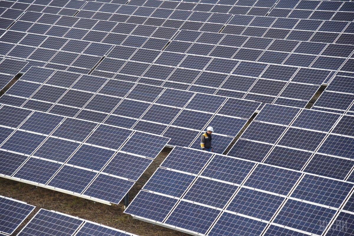 Мощности возобновляемой энергетики в Украине в октябре выросли до 5 ГВт / фото УНИАН